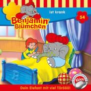 CD Benjamin Blümchen 54