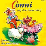 Conni: Conni auf dem Bauernhof / Conni und das neue Baby (CD)