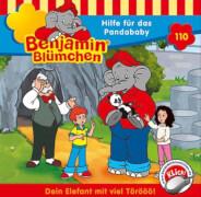 CD Benjamin Blümchen 110