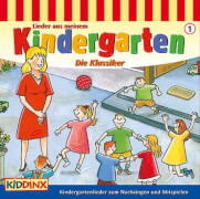CD Lieder aus Kindergarten 1