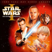 CD Star Wars Episode 1: Die Dunkle Bedrohung