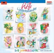 CD Rolf: Liederkalender/Jahresuhr
