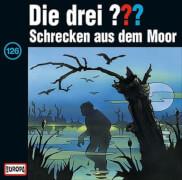 CD Die Drei ???: Schrecken aus dem Moor, Folge 126