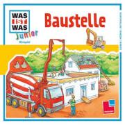 Tessloff WAS IST WAS Junior Hörspiel: Baustelle
