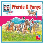 Tessloff WAS IST WAS Junior Hörspiel: Pferde & Ponys