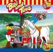 Bibi und Tina - Folge 7: Tina in Gefahr (CD)