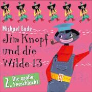 CD Jim Knopf und die Wilde 13 Folge D17392