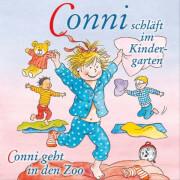 CD Conni: schläft im Kindergarten