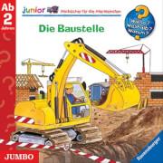 CD Die Baustelle, 1 Audio-CD