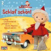 CD Sandmännchen: Schlaf schön
