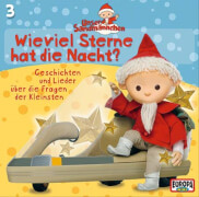 CD Sandmännchen: Wieviel Sterne hat die Nacht