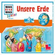 Tessloff WAS IST WAS Junior Hörspiel: Unsere Erde