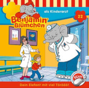 CD Benjamin Blümchen: Als Kinderarzt, Folge 22