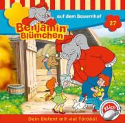 CD Benjamin Blümchen 27