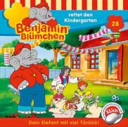CD Benjamin Blümchen 28