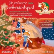 Die verlorene Weihnachtspost, 1 Audio-CD