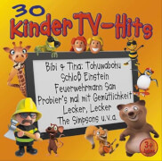 CD 30 Kinder TV-Hits
