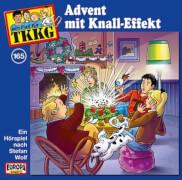 CD TKKG: Advent mit Knall, Folge 165
