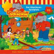 CD Benjamin Blümchen 113