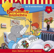 CD Benjamin Blümchen 13