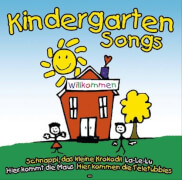 CD Kindergarten Songs