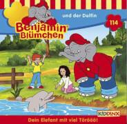 CD Benjamin Blümchen 114