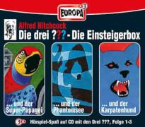 CD Die Die Drei ??? Box 1-3