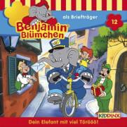 CD Benjamin Blümchen 12