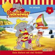 CD Benjamin Blümchen 15