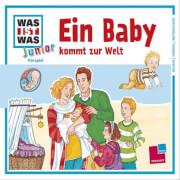 Tessloff WAS IST WAS Junior Hörspiel: Ein Baby kommt zur Welt