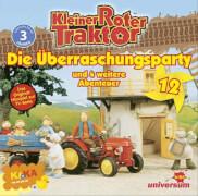 CD Kleiner roter Traktor 12
