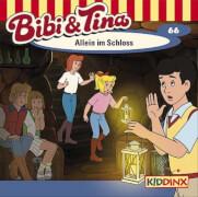 Bibi und Tina - Folge 66: Allein im Schloss (CD)