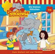 CD Benjamin Blümchen 115