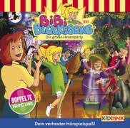 CD Bibi Blocksberg: Die große Hexenparty, Folge 100