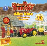 CD Kleiner roter Traktor 13