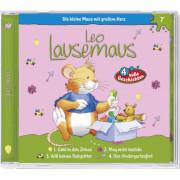 Leo Lausemaus - Folge 7: Leo geht in den Zirkus (CD)