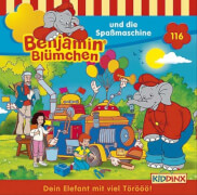 CD Benjamin Blümchen 116