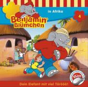 CD Benjamin Blümchen 4