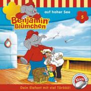 CD Benjamin Blümchen 5