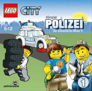CD LEGO City Polizei  1