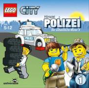 CD LEGO City Polizei  1