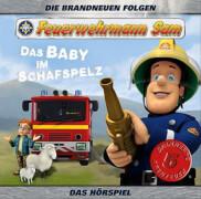 CD Feuerwehrmit Sam 3:Baby