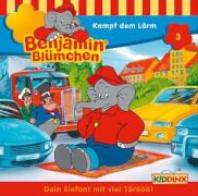 CD Benjamin Blümchen 3