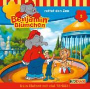CD Benjamin Blümchen 2