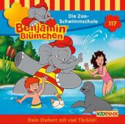 CD Benjamin Blümchen 117