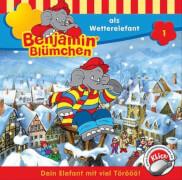 CD Benjamin Blümchen 1