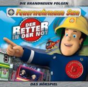 CD Feuerwehrmann Sam 4