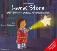 CD Lauras Stern: Geheimnisvolle Gute-Nacht-Geschichten