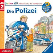 CD Die Polizei, Audio-CD