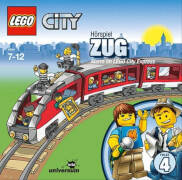 CD LEGO City Zug 4